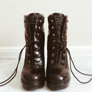 Marc by Marc Jacobs platform boots